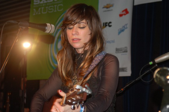 "LISTEN: Nicole Atkins Releases New Song ""A Little Crazy"""