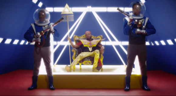 "WATCH: Basement Jaxx Releases New Video For ""Rock This"