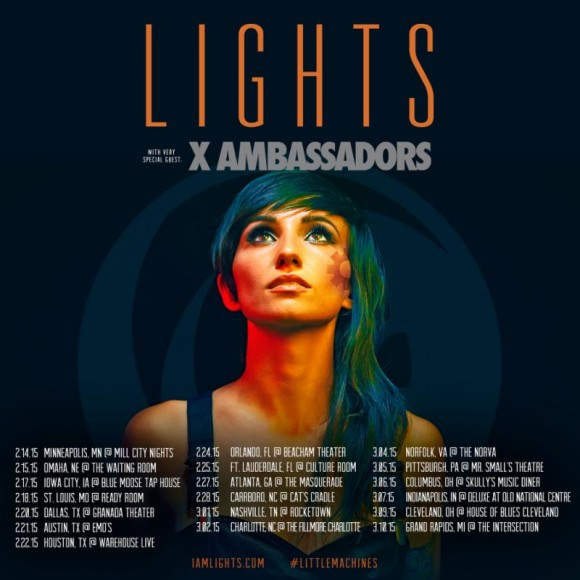 lights 2015 u.s. tour