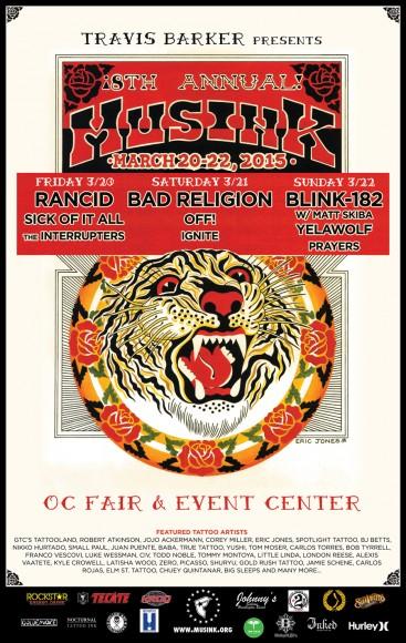 MUSINK 2015 - Poster