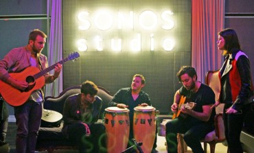 Milo Greene Live at Sonos Studio