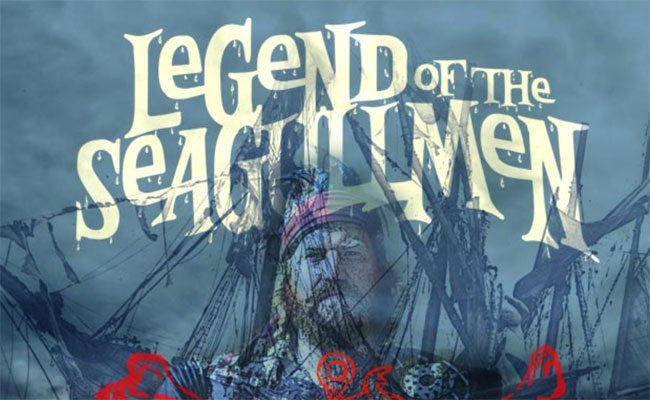 Members Of Tool and Mastodon Form New Supergroup The Legend Of The Seagullmen