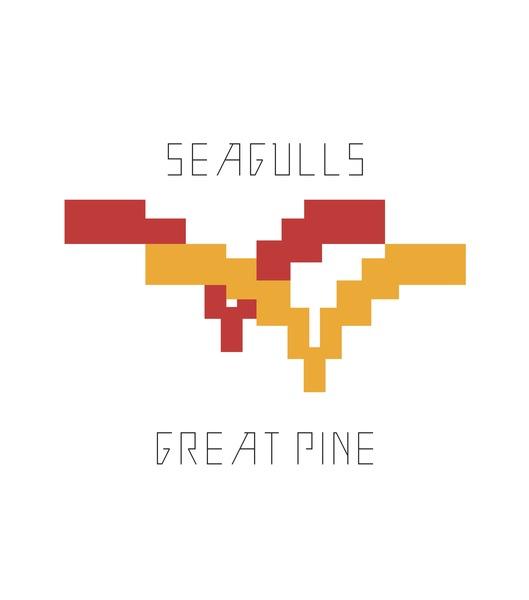 Seagulls-Great-Pine