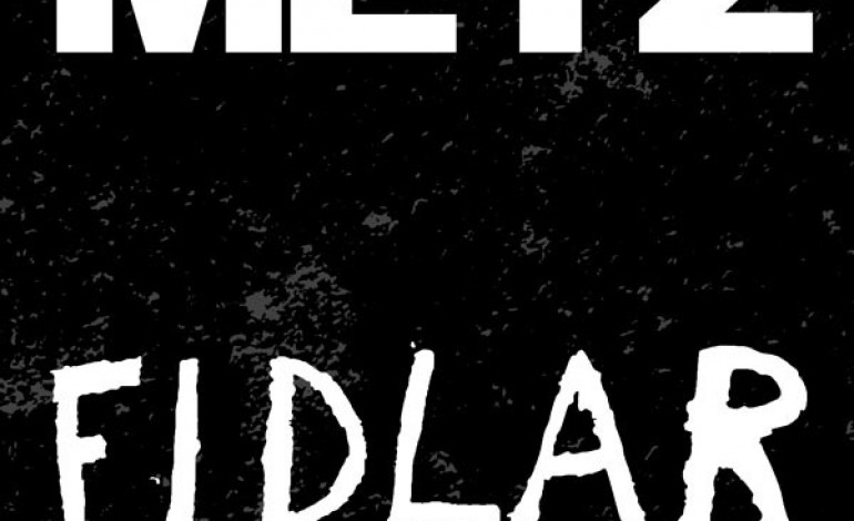 METZ & FIDLAR @ Union Transfer 5/29