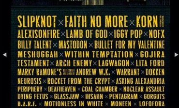 Heavy Montreal 2015 Lineup Announced Featuring Faith No More, Slipknot And Lamb Of God