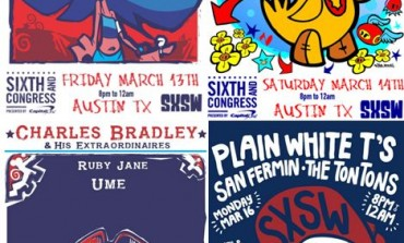 Sixth and Congress presented by Capital One SXSW 2015 Night Parties Announced