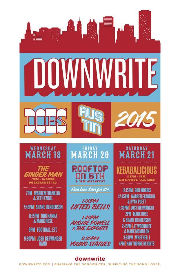 downwrite sxsw 2015