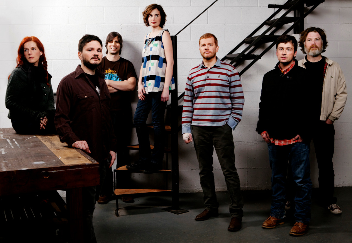 "LISTEN: The New Pornographers Releases New Song ""This is the World of the Theater"""