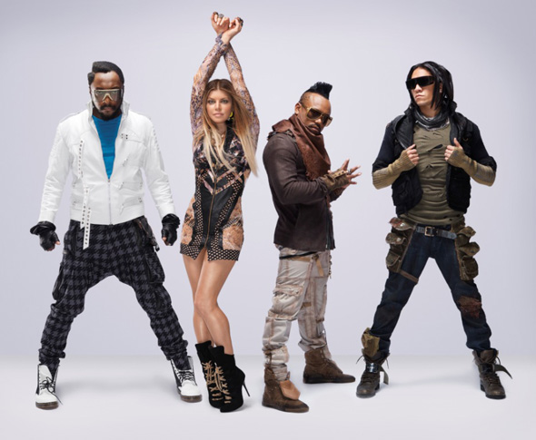 "David Guetta Joins The Black Eyed Peas For ""Awesome"" And ""I Got ..."