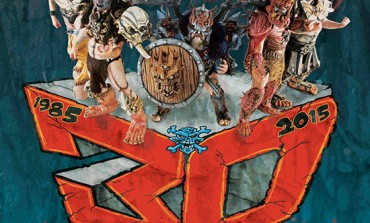 GWAR Announce 30 Years Of Total World Domination Fall 2015 Tour Dates