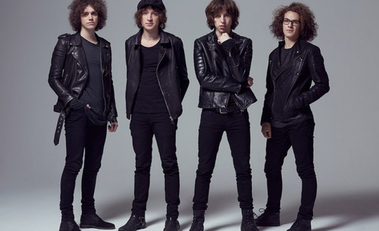 Interview With Van Mccann Of Catfish Amp The Bottlemen On How They Got Their Start As Ninjas How