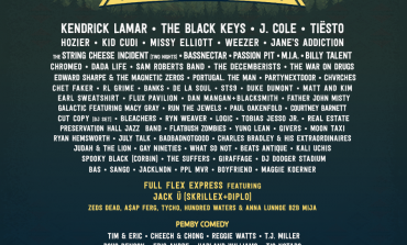 Pemberton 2015 Lineup Announced Featuring Kendrick Lamar, The Black Keys And Tiesto