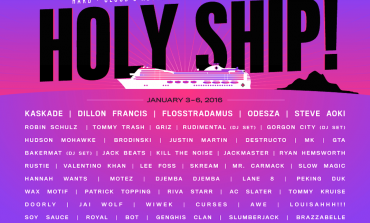 Holy Ship! January 2016 Lineup Announced Featuring Odesza, Flosstradamus and Dillon Francis