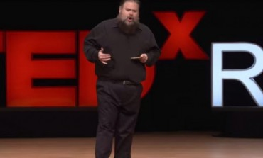WATCH: GWAR's Michael Bishop Gives TED Talk