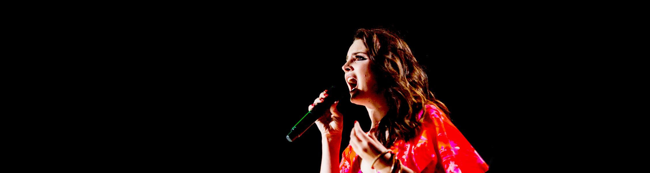 """LISTEN: Lana Del Rey Releases New Song """"Love"""""""