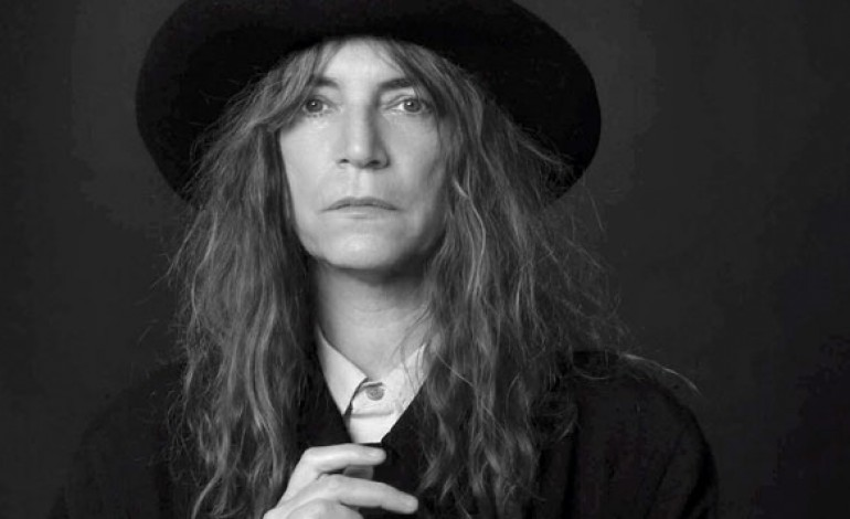 Patti Smith sings goodbye song for Aqua Teen Hunger Force