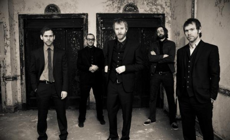 "The National Debut New Song ""Prom Song 13th Century"" at Hollywood Bowl with St. Vincent"