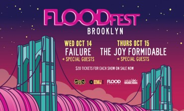 CMJ Marathon And FloodFest Brooklyn 2015 Lineup Announced Featuring Failure And The Joy Formidable