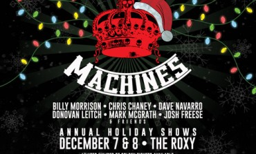 Royal Machines @ The Roxy 12/7