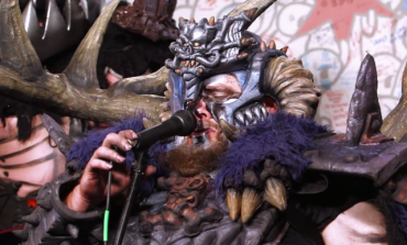 "WATCH: GWAR Cover Cyndi Lauper's ""She Bop"""