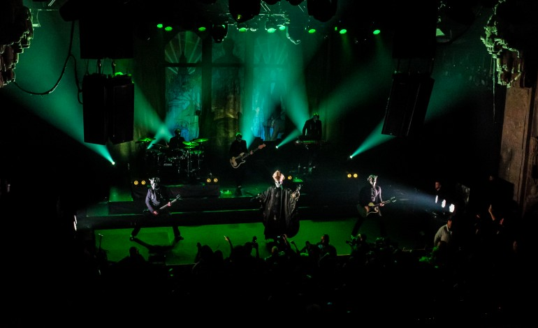 Ghost Announce Fall 2016 Tour Dates