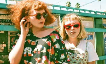"""WATCH: Girlpool Perform New Song """"Soup"""""""