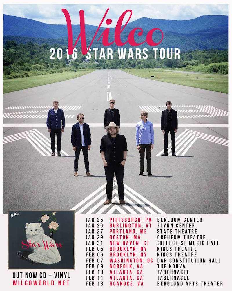Wilco tour dates in Sydney