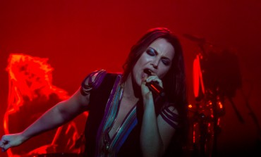 "WATCH: Evanescence Performs New Song ""Take Cover"" Live"