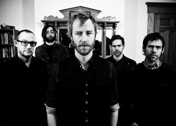 Bon Iver And The National Team Team Up For Invisible Bridge Project