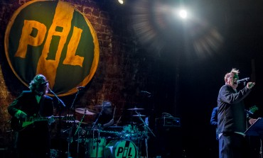 Public Image Ltd. Live at the Fonda Theater in Hollywood, CA
