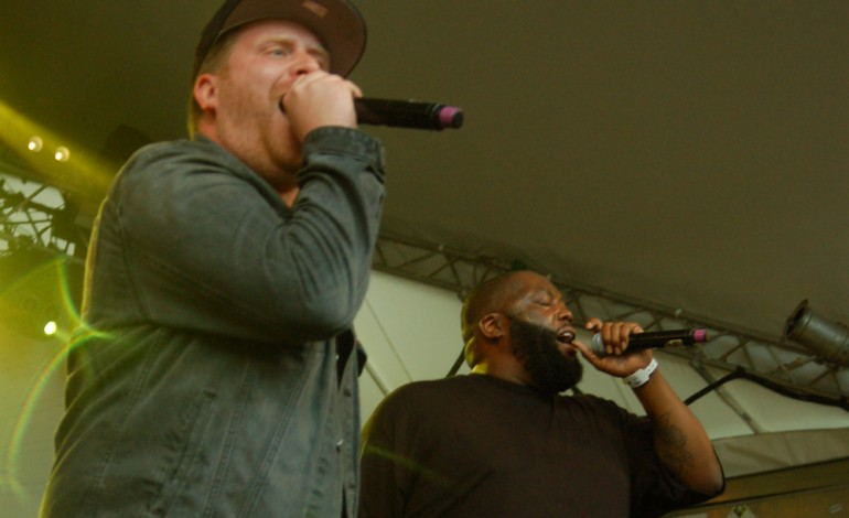 """WATCH: Zack De La Rocha Joins Run The Jewels On Stage For """"Close Your Eyes (And Count to Fuck)"""" and """"Kill Your Masters"""""""