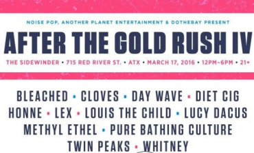 After the Gold Rush IV SXSW 2016 Day Party Announced