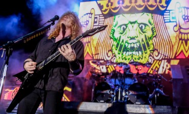 Megadeth Live at the Hollywood Palladium, Los Angeles
