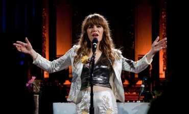 Photos: Jenny Lewis at Immanuel Presbyterian Church