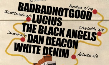 Lagunitas CouchTrippin' SXSW 2016 Party ft. The Black Angels, BadBadNotGood
