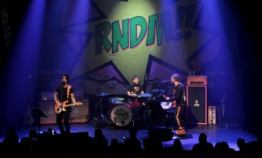 RNDM Live at the Gramercy Theater in New York City