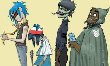 "Gorillaz Share Visual Story ""The Book of Russell,"" Album Reportedly Will Be Finished In Two Weeks"