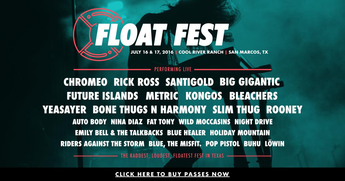 Float Fest 2016 - YouTube