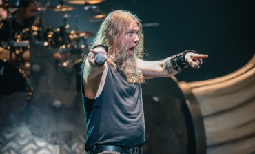 "WATCH: Amon Amarth Releases Video For ""Raise Your Horns"""