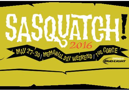 Webcast: Watch the 2016 Sasquatch! Music Festival Live Stream