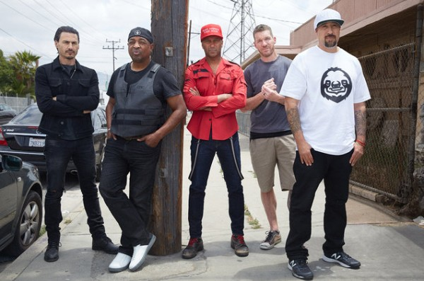 Prophets of Rage Announce Debut EP The Party's Over For August Release