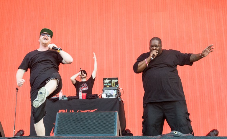 Run the Fortress Festival Announces Inaugural Lineup Featuring Run The Jewels, Slowdive and Flying Lotus