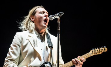 Arcade Fire Have Finished Recording Music For New Album