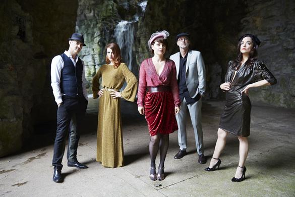 Nouvelle Vague Announces New Album Athol Brose For September 2016 Release