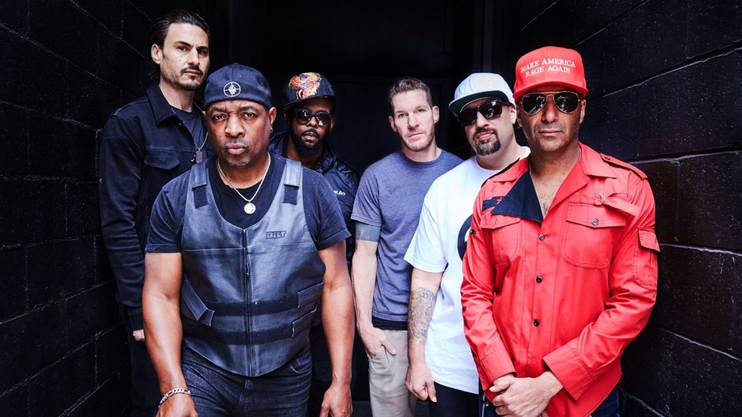 Prophets of Rage Are In the Studio Working on Debut Full-Length Album