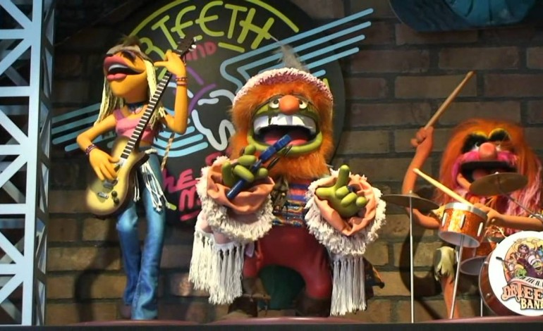 Muppets Band Dr. Teeth & The Electric Mayhem Killed It At Outside Lands