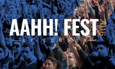 AAHH! Fest @ Union Park 9/24 - 9/25
