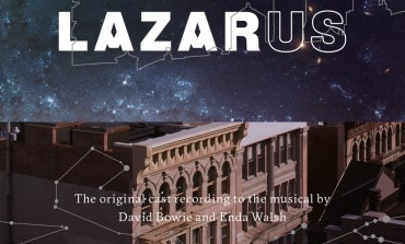 """LISTEN: New Lazarus Cast Recordings Of """"Life On Mars?"""" And """"Lazarus"""""""