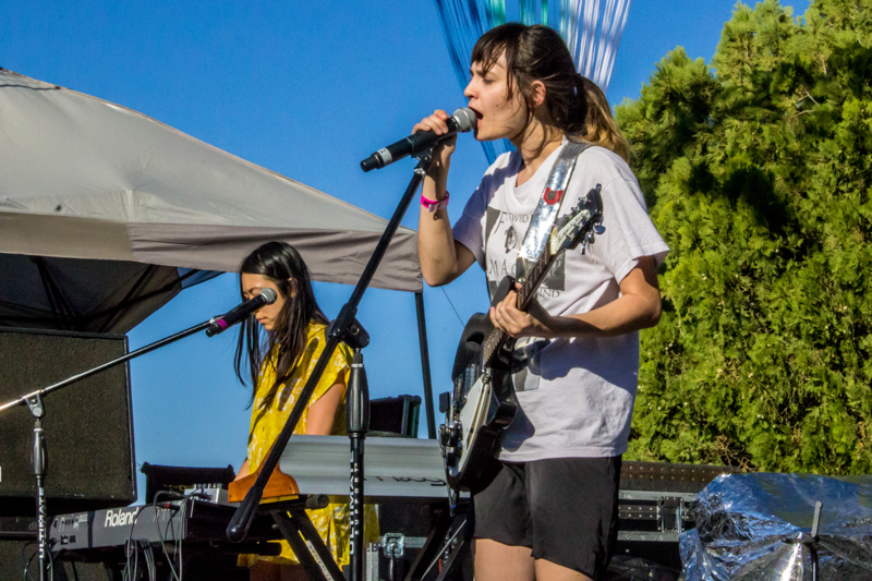 Photos: Desert Daze Festival 2016 Day 2 Including Cherry Glazerr, Thee Oh Sees, Primus and More