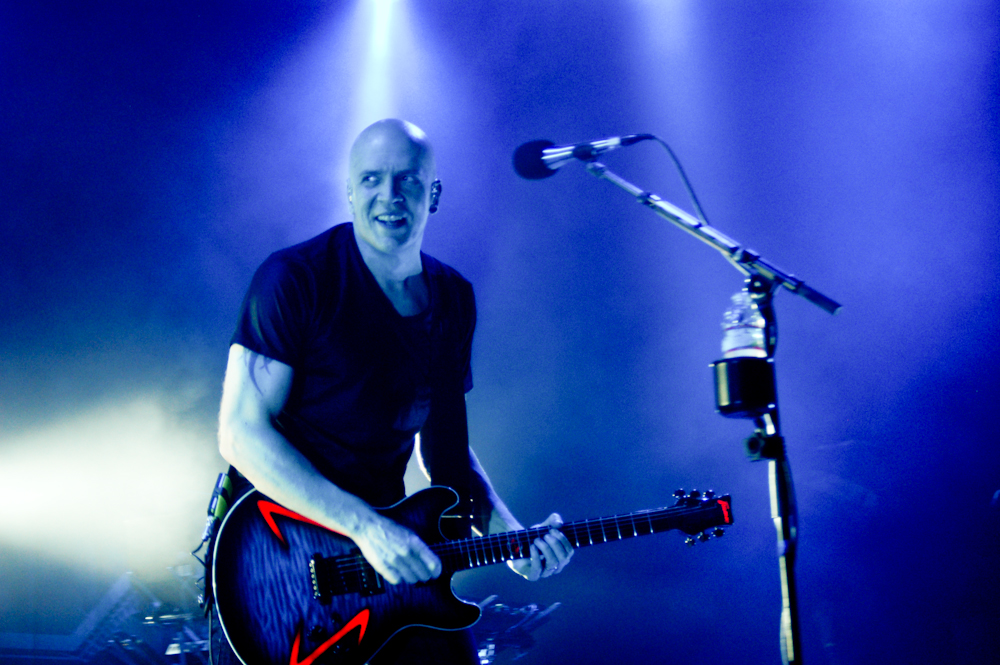 Devin Townsend Project, Between the Buried and Me & Fallujah Live at the Novo